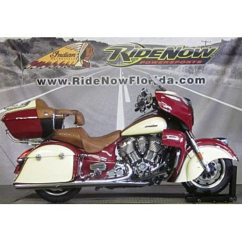 2016 Indian Roadmaster for sale 200943297