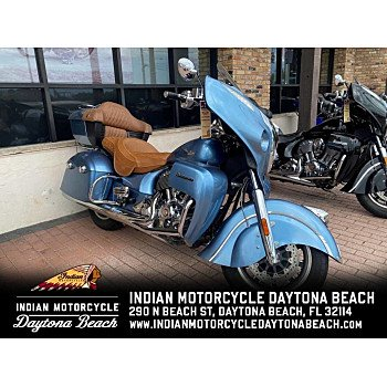 2016 Indian Roadmaster for sale 201068195