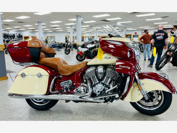 2016 Indian Roadmaster for sale 201081579