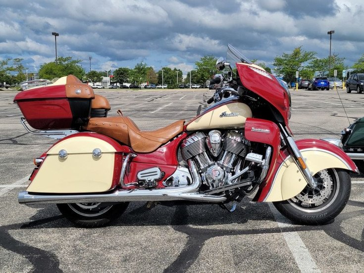 2016 Indian Roadmaster for sale 201149228