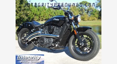 2016 Indian Scout Sixty for sale 200662381