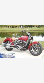 2016 Indian Scout ABS for sale 200664634