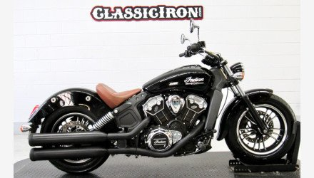 2016 Indian Scout for sale 200666297