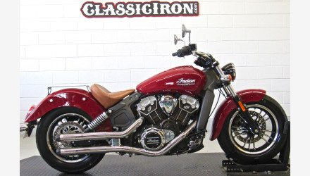 2016 Indian Scout ABS for sale 200725583