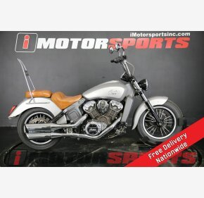 2016 Indian Scout for sale 200968974