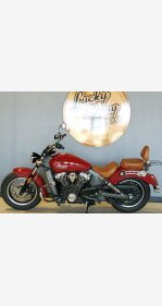 2016 Indian Scout ABS for sale 201028049