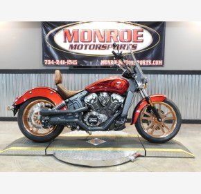 2016 Indian Scout for sale 201028462