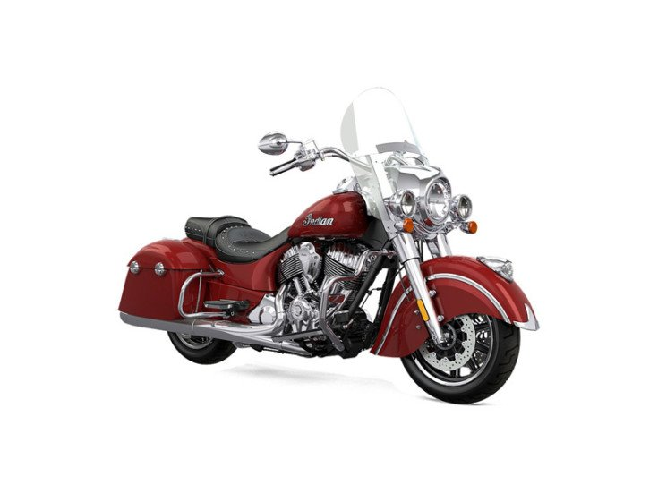 2016 Indian Springfield Base specifications