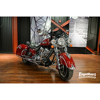 2016 Indian Springfield for sale 201155554