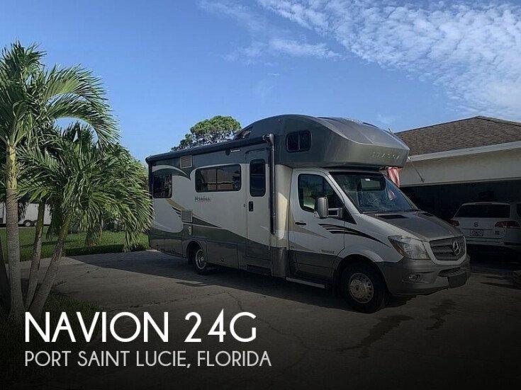 2016 Itasca Navion for sale 300321201