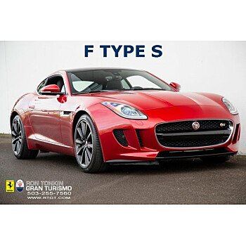 2016 Jaguar F-TYPE S Coupe for sale 101118420