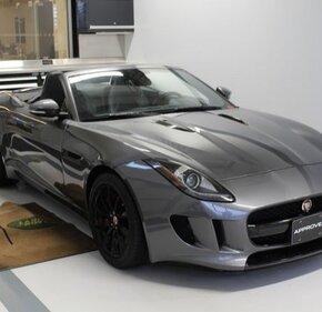 2016 Jaguar F-TYPE Convertible for sale 101110312
