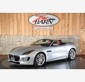 2016 Jaguar F-TYPE R Convertible AWD for sale 101115844