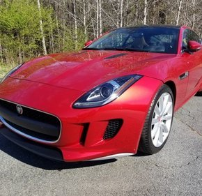 2016 Jaguar F-TYPE Coupe for sale 101136700