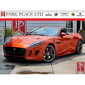 2016 Jaguar F-TYPE R Convertible AWD for sale 101167290