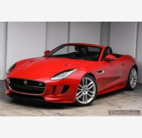 2016 Jaguar F-TYPE R Convertible AWD for sale 101180479