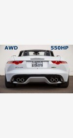 2016 Jaguar F-TYPE R Convertible AWD for sale 101207183