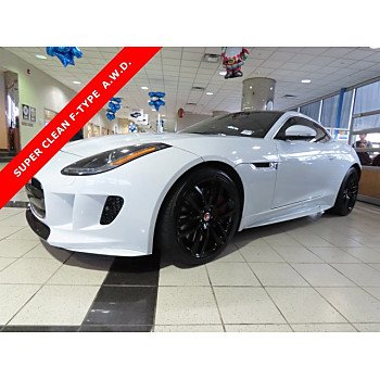 2016 Jaguar F-TYPE R Coupe AWD for sale 101266105