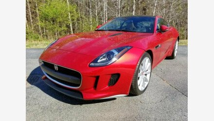 2016 Jaguar F-TYPE Coupe for sale 101273067