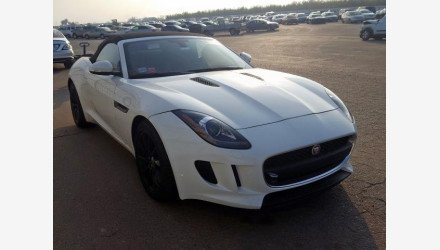 2016 Jaguar F-TYPE Convertible for sale 101289027