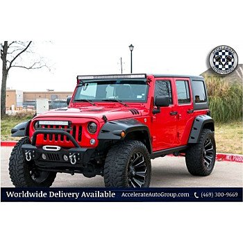 2016 Jeep Wrangler 4WD Unlimited Sport for sale 101100889
