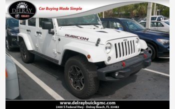2016 Jeep Wrangler 4WD Unlimited Rubicon for sale 101123975