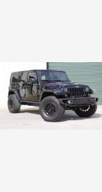 2016 Jeep Wrangler 4WD Unlimited Rubicon for sale 101053623