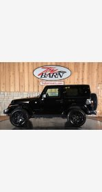 2016 Jeep Wrangler 4WD Sahara for sale 101064362