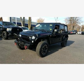 2016 Jeep Wrangler 4WD Unlimited Rubicon for sale 101065035