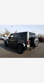 2016 Jeep Wrangler 4WD Unlimited Sport for sale 101071760