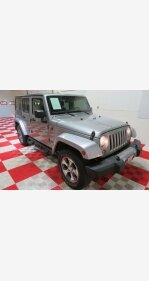 2016 Jeep Wrangler 4WD Unlimited Sahara for sale 101073169