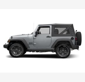 2016 Jeep Wrangler 4WD Sport for sale 101077610