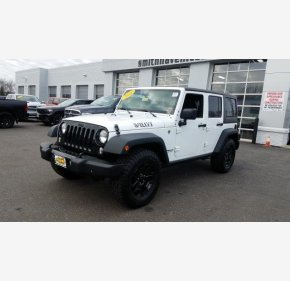 2016 Jeep Wrangler 4WD Unlimited Sport for sale 101095877