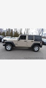 2016 Jeep Wrangler 4WD Unlimited Sport for sale 101096942