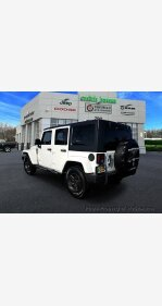 2016 Jeep Wrangler 4WD Unlimited Sport for sale 101098472