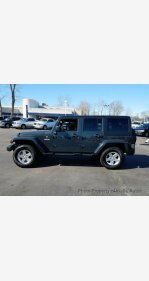 2016 Jeep Wrangler 4WD Unlimited Sport for sale 101101378