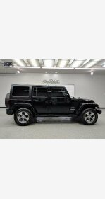 2016 Jeep Wrangler 4WD Unlimited Sahara for sale 101108159