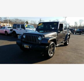 2016 Jeep Wrangler 4WD Unlimited Sport for sale 101110953