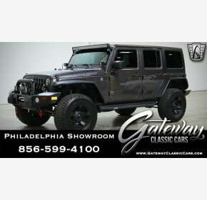2016 Jeep Wrangler 4WD Unlimited Sport for sale 101123898