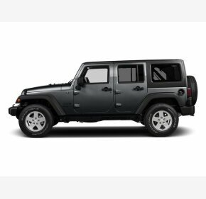 2016 Jeep Wrangler 4WD Unlimited Sport for sale 101127937