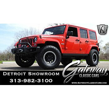 2016 Jeep Wrangler for sale 101130934