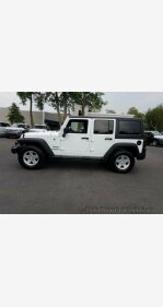 2016 Jeep Wrangler 4WD Unlimited Sport for sale 101144657