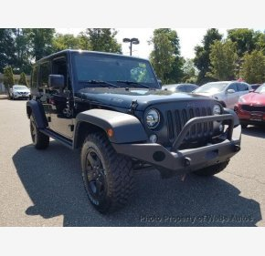 2016 Jeep Wrangler 4WD Unlimited Sport for sale 101164599