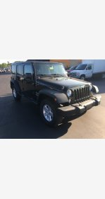 2016 Jeep Wrangler 4WD Unlimited Sport for sale 101172994