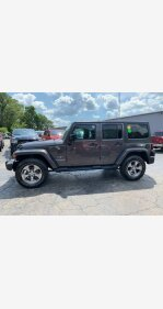 2016 Jeep Wrangler 4WD Unlimited Sahara for sale 101173408