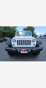 2016 Jeep Wrangler 4WD Unlimited Sport for sale 101176818