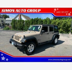 2016 Jeep Wrangler 4WD Unlimited Sport for sale 101182267
