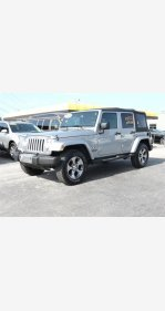 2016 Jeep Wrangler 4WD Unlimited Sahara for sale 101183554