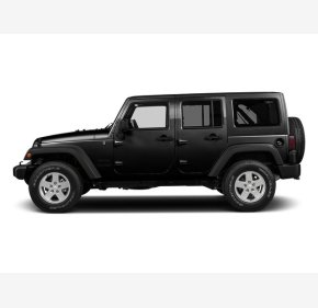 2016 Jeep Wrangler 4WD Unlimited Sport for sale 101186328