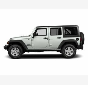 2016 Jeep Wrangler 4WD Unlimited Sport for sale 101189034